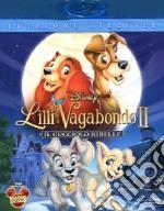 (Blu Ray Disk) Lilli e il Vagabondo 2. Il cucciolo ribelle film in blu ray disk di Darrell Rooney