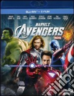 (Blu Ray Disk) The Avengers film in blu ray disk di Joss Whedon
