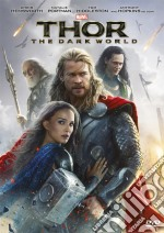 Thor - The Dark World dvd