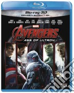 Avengers - Age Of Ultron (3D) (Blu-Ray+Blu-Ray 3D) dvd
