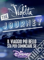 Violetta - The Journey dvd
