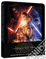 Star Wars - Il Risveglio Della Forza (Steelbook)  (Blu-Ray + Disco Bonus) dvd