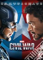 Captain America - Civil War dvd