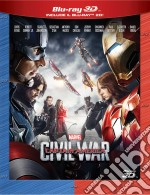 Captain America - Civil War (3D) (Blu-Ray 3D+Blu-Ray) dvd
