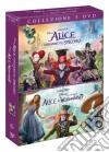 Alice In Wonderland / Alice Attraverso Lo Specchio (2 Dvd) dvd