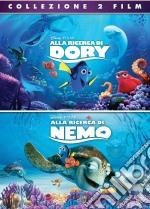 Alla Ricerca di Dory + Alla Ricerca di Nemo (2 DVD) dvd