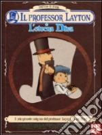 Professor Layton E L'Eterna Diva (Il) (Ltd CE) (2 Dvd+Blu-Ray) film in dvd di Masakazu Hashimoto