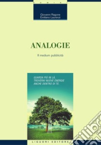 Analogie. Il medium pubblicità. E-book. Formato PDF ebook di Giovanni Ragone