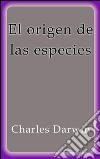 El origen de las especies. E-book. Formato EPUB ebook