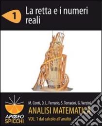 Analisi matematica I. La retta e i numeri reali. E-book. Formato PDF ebook