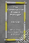 The project constructor manager. E-book. Formato PDF