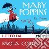 Mary Poppins letto da Paola Cortellesi. Audiolibro. Download MP3 ebook