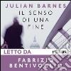 Il senso di una fine letto da Sergio Rubini. Audiolibro. Download MP3 ebook