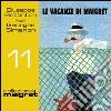 Le vacanze di Maigret letto da Giuseppe Battiston. Audiolibro. Download MP3 ebook