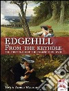 Edgehill from the keyhole. The first clash of English civil war. E-book. Formato EPUB