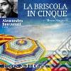 La briscola in cinque letto da Alessandro Benvenuti. Audiolibro. Download MP3 ebook