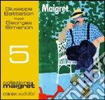 Maigret letto da Giuseppe Battiston. Audiolibro. Download MP3 ebook
