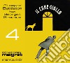 Il cane giallo letto da Giuseppe Battiston. Audiolibro. Download MP3 ebook