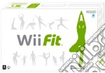 WII Fit Nintendo + WII Balance Board game
