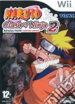 Naruto Clash Of Ninja Revolution 2 videogame di WII