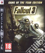 Fallout 3 Game Of The Year videogame di PS3