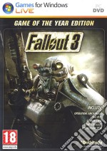 Fallout 3 Game Of The Year videogame di PC