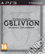 The Elder Scrolls IV: Oblivion 5th Anniv videogame di PS3