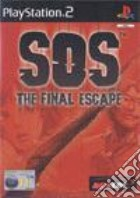 SOS THE FINAL ESCAPE game