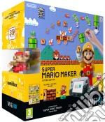 Wii U Mario Maker Premium Pack game acc