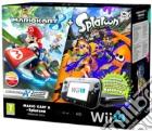 Wii U Mario Kart 8+Splatoon Premium Pack game acc