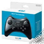 NINTENDO Wii U Controller Pro Nero game acc