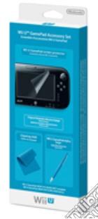 NINTENDO Wii U GamePad Accessory Set game acc