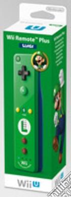 NINTENDO Wii U Telecomando Plus Luigi Ed game acc