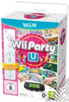 Wii Party U + Telecomando Bianco game