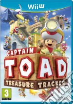 Captain Toad: Treasure Tracker game