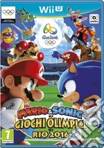 Mario & Sonic Ai Giochi Olimpici di Rio game