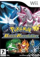 Pokemon Battle Revolution game