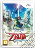 The Legend of Zelda:Skyward Sword Solus videogame di WII