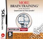 More Brain Training del Dr. Kawashima game