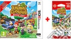 Animal Crossing NL+Welcome Amiibo Card game