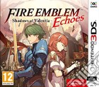 Fire Emblem Echoes: Shadows of Valentia game