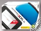 Nintendo 3DS XL - Blue game acc