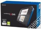 Nintendo 2DS - Nero + Blu game acc