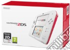 Nintendo 2DS - Bianco + Rosso game acc