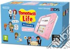 Nintendo 2DS Rosa+Bianco+Tomodachi Life game acc