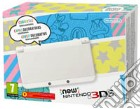 Nintendo New 3DS Bianco game acc