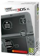 Nintendo New 3DS XL Nero Metallico game acc