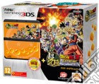 Nintendo New 3DS + Dragon Ball Z Butoden game acc
