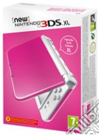 Nintendo New 3DS XL Rosa-Bianco game acc