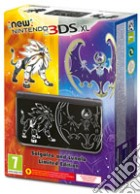 Nintendo New 3DS XL Pokemon Sole e Luna game acc